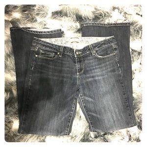 Paige Canyon Bootcut Jeans